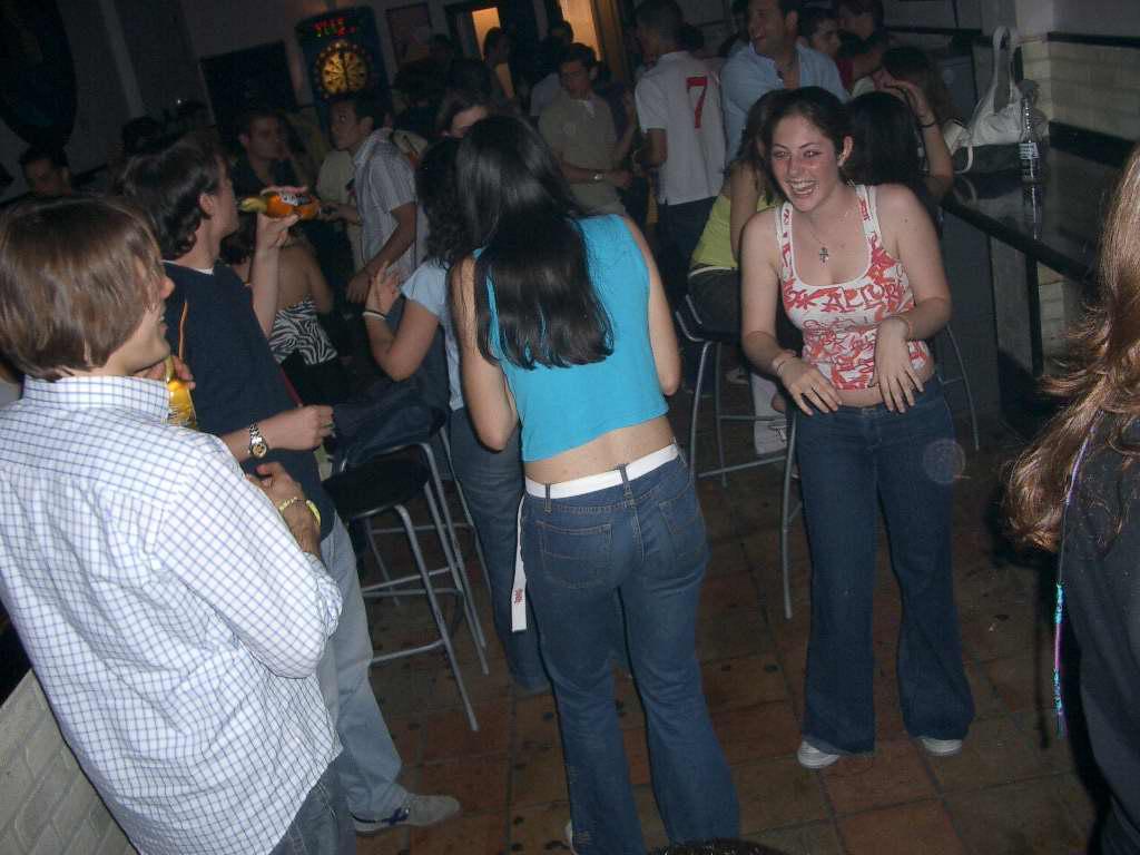 Camisetas Mojadas 2004